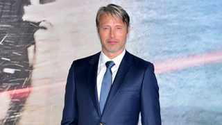 Mads Mikkelsen at the 'Rogue One: A Star Wars Story' film premiere. Picture: Bang Showbiz