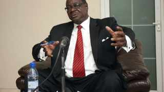 Malawi's newly elected President Peter Mutharika married his long-term partner. File picture: Amos Gumulira