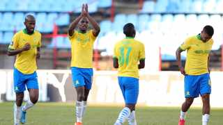 Mamelodi Sundowns have an all important CAF Champions League match against Al Ahly. Picture: Samuel Shivambu/BackpagePix