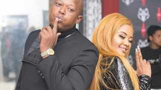 Mampintsha and Babes Wodumo have been issued with a warrant of arrest after they failed to appear in the Pinetown Magistrates Court. Picture: Instagram
