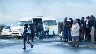 Manenberg Safety Forum chairperson Roegchanda Pascoe said the taxi industry has become an unsafe mode of transportation, specifically for women and children. Picture: Leon Lestrade/African News Agency