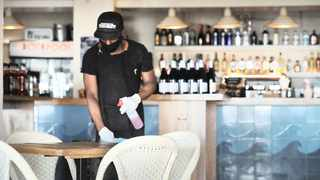 Many restaurants have either permanently closed or lost a lot of business due to the lockdown. Picture: Armand Hough/African News Agency(ANA)