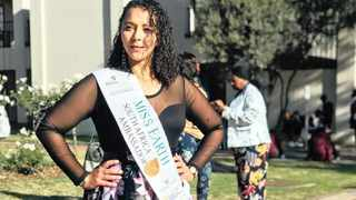 Margo Adonis, the Miss Earth Ambassador, is not only a beauty queen but a scientist who raises awareness about sustainable development among the youth. Picture: Supplied