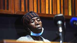 Maria Mushwana, the mother of accused serial killer Nomia Rosemary Ndlovu took the stand at the high court sitting in Palm Ridge. Picture: Itumeleng English/African News Agency (ANA)