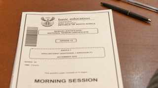 Matric exam papers are currently being marked. Picture: Courtney Africa/African News Agency (ANA)