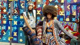 Maxhosa Africa partnered with Tokyo Knit to launch SS2022 collection. Picture: Instagram/@tokyoknit.
