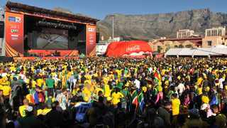 Mayor Dan Plato said the 2010 Fifa World Cup, which kicked off a decade ago today, was a shining moment in the history of our city and country. Picture: CIty of Cape Town/Supplied