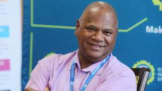 Mayor Dan Plato tabled the proposed R56.48 billion budget before it would be sent out for public comment and approval. Picture: African News Agency (ANA)