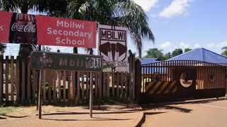 Mbilwi Secondary School. Picture credit: HyperText.