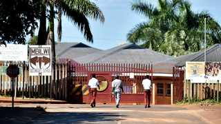 Mbilwi Secondary School in Thohoyandou. Learner Lufuno Mavhunga took her own life after a video showing an alleged humiliating, violent attack on her by a fellow pupil was circulated on social media. Picture: Thobile Mathonsi/African News Agency (ANA)