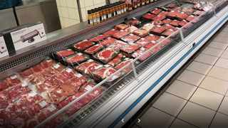 Meat and meat products inflation rose to a marked 12 percent, from 8 percent in March. Photo: File