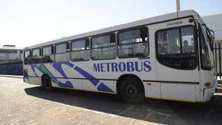Metrobus, which says it's losing up to R300 000 a day since Demawusa embarked on a strike a few days ago, has accused the union of being being greedy and destructive. Picture: Bhekikhaya Mabaso Africa News Agency (ANA)