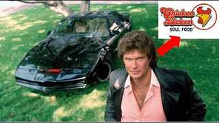 Michael Knight and KITT are an '80s duo that most South Africans know and love. Picture: YouTube.com