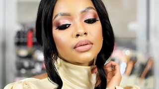 Mihlali Ndamase is an influential beauty blogger and personality (Pic via Instagram)