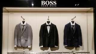 Mike Ashley's Frasers Group, formerly Sports Direct, has taken a 5.1 percent stake in German fashion house Hugo Boss through stocks and derivatives, continuing his drive to take the British sportswear and apparel retailer upmarket. Photo: Valentyn Ogirenko