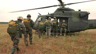 Military exercise