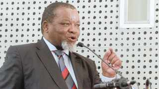 Mineral Resources and Energy Minister Gwede Mantashe. File photo: Jacques Naude/African News Agency (ANA).