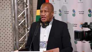 Minister in the Presidency, Jackson Mthembu Picture: GCIS