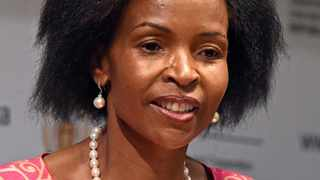 Minister in the Presidency for Women, Youth and Persons with Disabilities Maite Nkoana-Mashabane