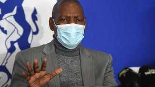 Minister of Health Dr Zweli Mkhize was not cited in the application but his director-general, Dr Sandile Buthelezi, was among the 12 respondents. File picture: Phando Jikelo/African News Agency (ANA)