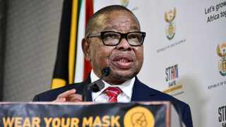 Minister of Higher Education Blade Nzimande has published a revised Covid-19 framework to help universities prepare for the 2021 academic year. Picture: GCIS