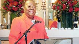 Minister of Higher Education Naledi Pandor says the BRICS Network University can ease poverty. Picture: David Ritchie / African News Agency (ANA)