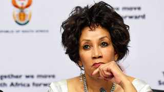 Minister of Human Settlements, Water and Sanitation Lindiwe Sisulu. Picture: File