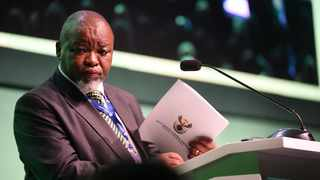 Minister of Mining and Energy Gwede Mantashe. Picture: Phando Jikelo/African News Agency (ANA) Archives
