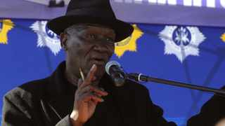 Minister of Police Bheki Cele. Picture: Tracey Adams/African News Agency (ANA) Archives