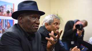Minister of Police Bheki Cele made a shocking revalation that more than 50% of Nyanga Police vehicles are standing. Photograph: Phando Jikelo/African News Agency (ANA)