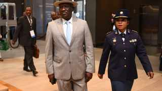 Minister of Police General Bheki Cele has engaged with the vice-chancellors from the country's 26 universities on improving campus safety. Picture: Phando Jikelo/African News Agency(ANA)