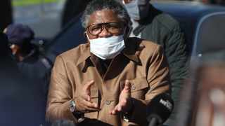 Minister of Transport Fikile Mbalula. Picture: Jacques Naude/African News Agency (ANA)