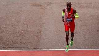 Mo Farah has turned down the chance to contest the marathon at this year's world championships in Doha. Photo: Matthew Childs/Reuters