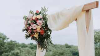 Modern couples are now looking for ways to have a wedding with a sustainably conscious mindset. It's become about incorporating less waste, locally sourced and seasonal food, natural materials over the use of plastic. PICTURE: Unsplash