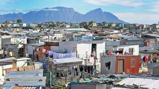 More informal settlements could pop up ad more people are affected by the third wave. Picture: Neil Baynes