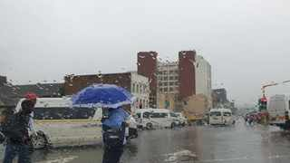 More rain predicted for parts of KZN Picture: Se-Anne Rall