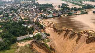 More than 1,000 people are missing in flood-stricken regions of western Germany and Belgium. Reuters