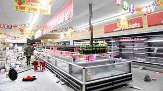 More than 200 malls have been looted or destroyed and over 600 stores burnt or damaged thus far, the South African Property Owners Association said on Wednesday. Picture: Itumeleng English/African News Agency (ANA)