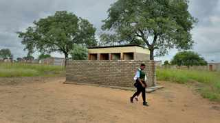 More than 3 000 schools across the country use pit latrines. Picture: African News Agency (ANA)