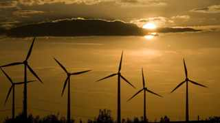 More than a quarter of those living near turbines said they had been diagnosed with depression or anxiety since the wind farm started.