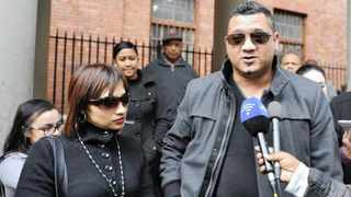 Morne and Celeste Nurse, the parents of Zephany Nurse, who was kidnapped as a newborn. File photo: African News Agency (ANA)