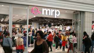 Mr Price posted strong retail sales and reported its biggest market share growth on record during the half year ended December 2020. Photo: Siphiwe Sibeko/Reuters