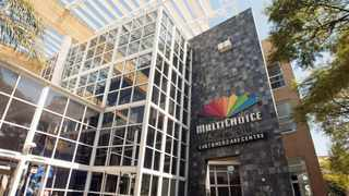 MultiChoice Group said on Friday that it expects core headline earnings a share for the year to March 31 to be between 32 percent (182 cents) and 37 percent (211c) higher than the prior year's 569c. Photo: File