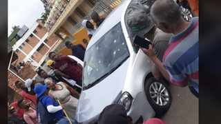 Murder accused Mlungisi Thabethe was gunned down in Tongaat, in his car.