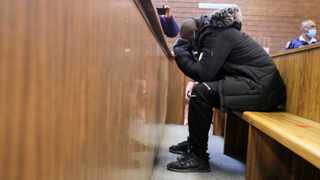 Mzikayise Malapane (31), who is accused of murdering 28-year-old Tshegofatso Pule appeared for the first time at the Roodepoort Magistrate's Court on Wednesday afternoon. Photo: Simphiwe Mbokazi/African News Agency (ANA)