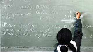 NO CHANGE: I was shocked to find that 20 years later after she was at school, the schooling system still discriminates against children who do not come from a married family structure, says the writer.