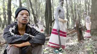 Nakhane Touré plays Xolani in Inxeba (The Wound), which won big at the recent Saftas despite controversy over its portrayal of the Xhosa rite of circumcision. Picture: supplied