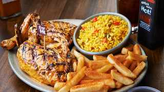 Nando's is firing shots at everyone claiming the fast food joint's food as theirs. Picture: Supplied