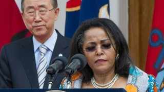 Nardos Bekele-Thomas is the UN Resident Coordinator in South Africa. Picture: Twitter