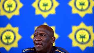 National Police Commissioner General Bheki Cele. Picture: Nardus Engelbrecht/SAPA/African News Agency (ANA)